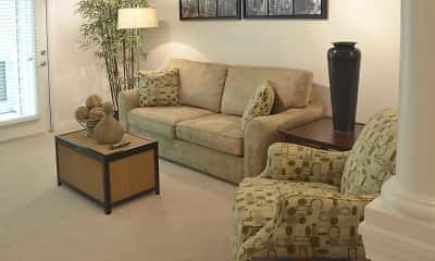 Living Room, Charleston Court, 1