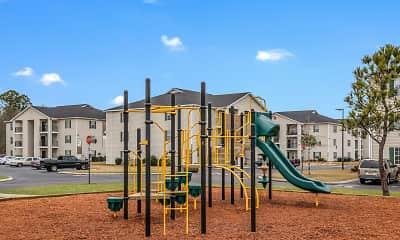 Playground, Bayou Landing, 2