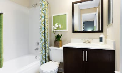 Bathroom, Madison Sammamish, 2