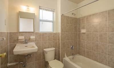 Bathroom, Cypress Gardens, 2