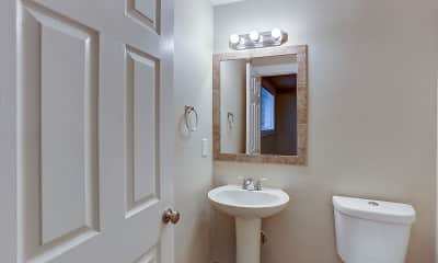 Bathroom, Solomons Place, 2