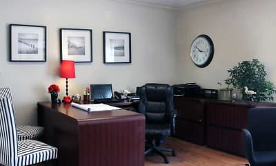 Leasing Office, Sandpiper Apartments, 2