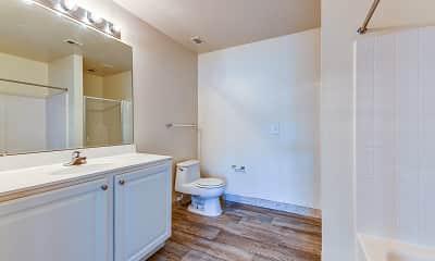 Bathroom, The Glen at Lafayette Hill, 2
