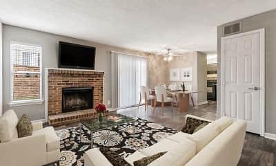 Living Room, Rosemont Dunwoody, 0