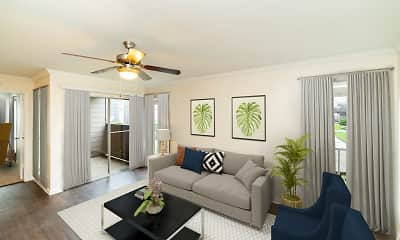 Living Room, Sedona Square, 0