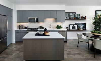 Kitchen, Lynhaven, 1