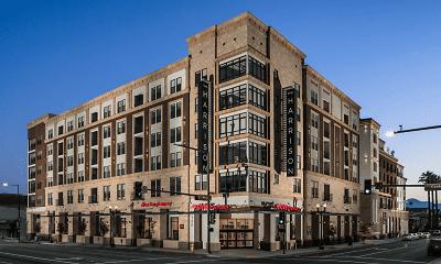 Building, The Harrison, 0