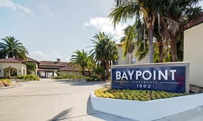 Community Signage, Baypoint, 2