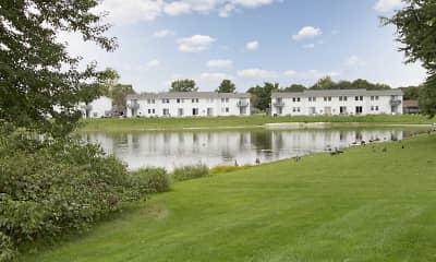 Lake, Mallard Lake Apartments, 0