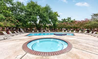 Pool, Riverside Ranch, 2