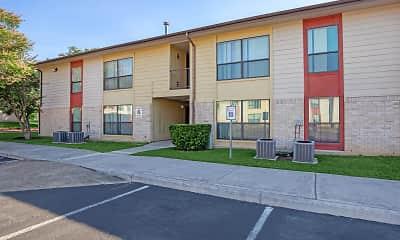 Building, San Jose Apartments, 1