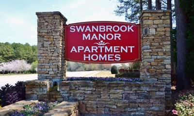 Community Signage, Swanbrook Manor, 0