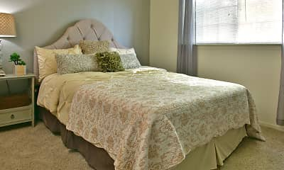 Bedroom, Portsmouth, 1