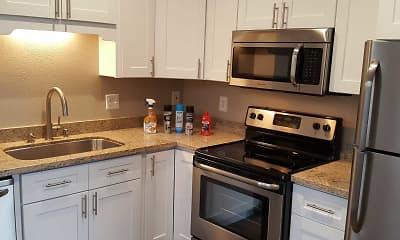 Kitchen, Hillcrest View, 1