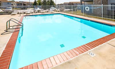 Pool, Camby Crossing Apartment Homes, 1