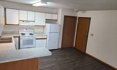 Kitchen, Green on 10th, 0