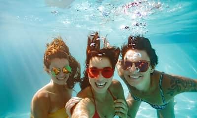 Pool, Villas at Cantamar, 2
