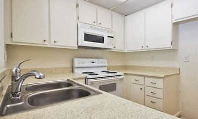 Kitchen, Villa del Sol Apartments, 0
