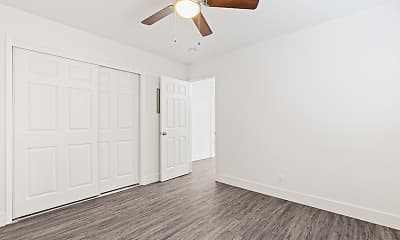 Bedroom, Glenbrook Apartments, 2