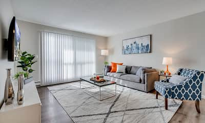 Living Room, The Apex, 0