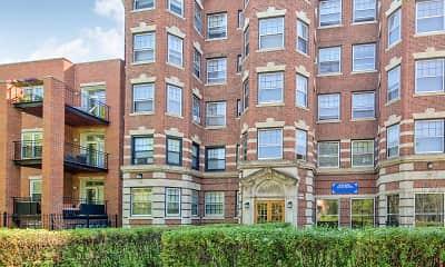 Building, 4701 North Beacon Apartments, 0