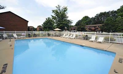 Pool, Springbrook, 1