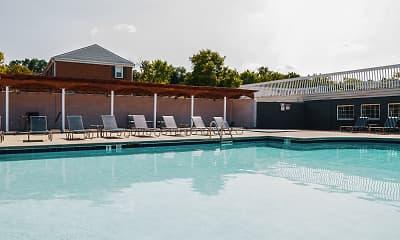Pool, Georgetown Of Kettering, 0