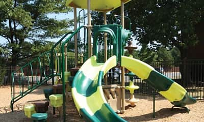 Playground, Kendell Court, 2