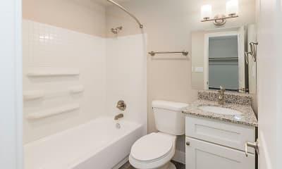 Bathroom, Aero Place, 2