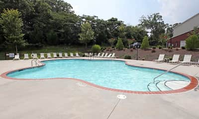 Pool, Providence Pointe, 1
