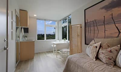 Bedroom, Horizon Phinney, 1