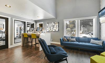 Living Room, The BLVD, 1