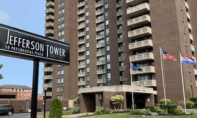 Jefferson Tower Apartments, 2