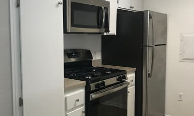 Kitchen, Cypress Villas Apartment Homes, 1