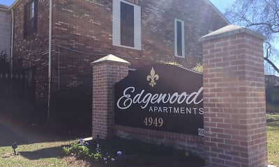 Community Signage, Edgewood Apartments, 2