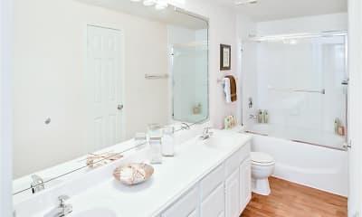 Bathroom, Turnberry Isle, 2