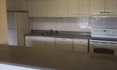 Kitchen, Whitney Towers, 1