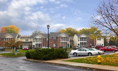 Building, Jefferson Place, 2