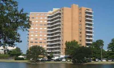 Building, Pembroke Towers, 1