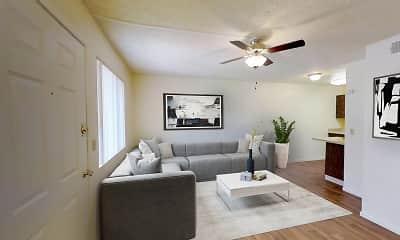 Living Room, Sedona Springs, 2