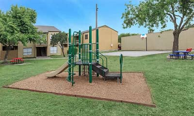 Playground, Marbella Apartment Homes, 2