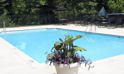 Pool, Normandy Green Apartments & Townhouses, 2