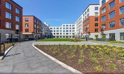 Building, Second & Delaware, 0