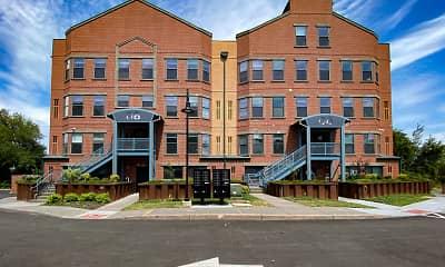 Building, Lafayette Affordable Housing Apartments, 0