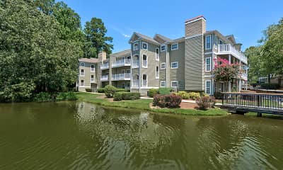 Lake, Sagebrook of Chapel Hill, 0