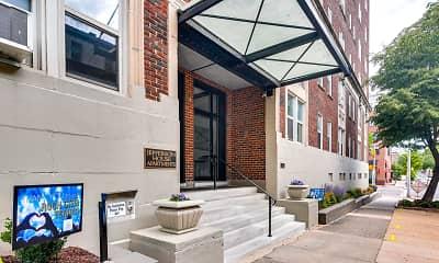 Building, Jefferson House Apts, 0