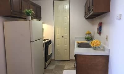 Kitchen, Indian Hills Apartments, 0