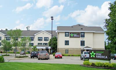 Building, Furnished Studio - Minneapolis - Eden Prairie - Valley View Road, 0