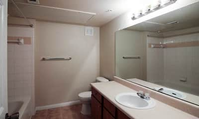 Bathroom, Pinnacle Pointe, 2