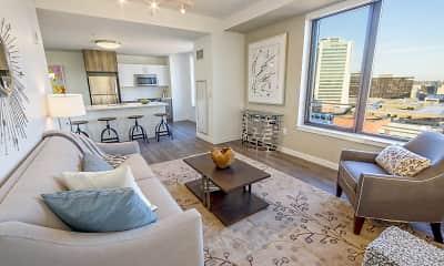 Living Room, 66 Summer Street, 2